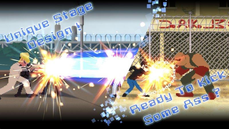 8 Bit Fighters Screenshot
