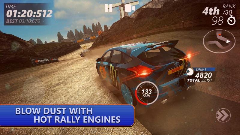 Raceline Screenshot