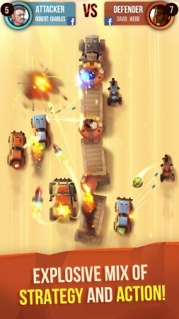 Fury Cars Screenshot