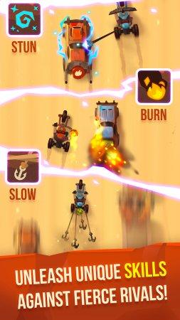 Fury Cars Screenshot