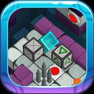 Cubanoid - hardcore puzzle maze