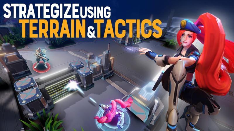 Mobile Battleground - Blitz Screenshot