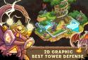 Empire Warriors: Tower Defense TD Strategy Games