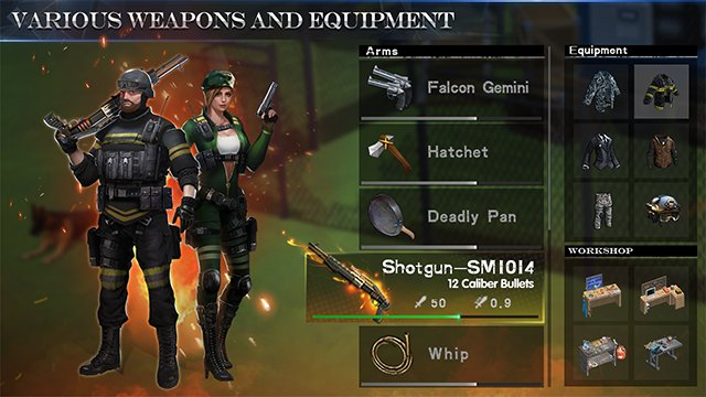 WarZ: Law of Survival Screenshot