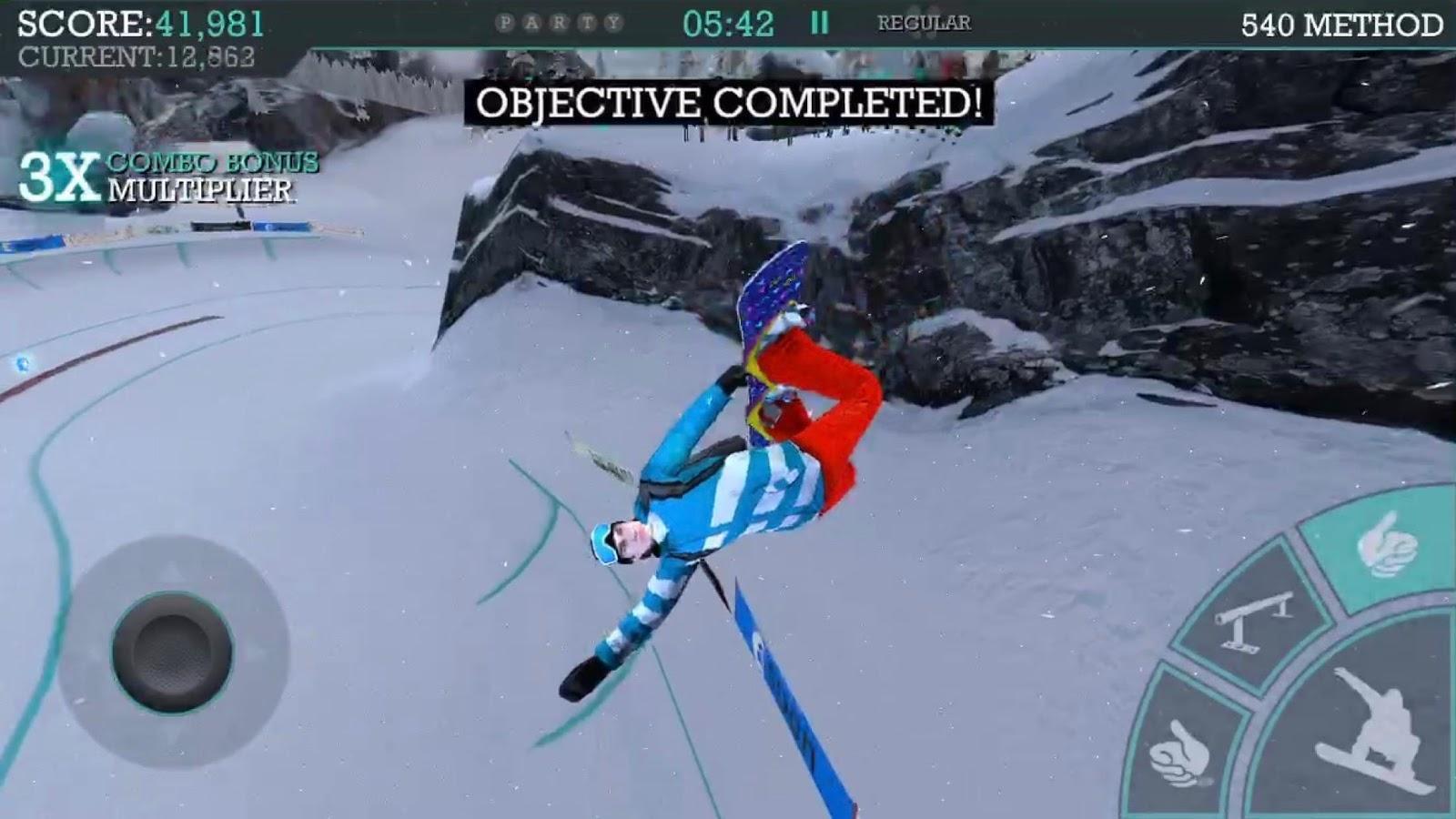 Скачать игру симулятор сноуборда