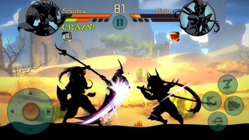 Shadow Warrior : Hero Kingdom Fight Screenshot