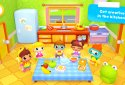 Happy Daycare Stories - School playhouse baby care