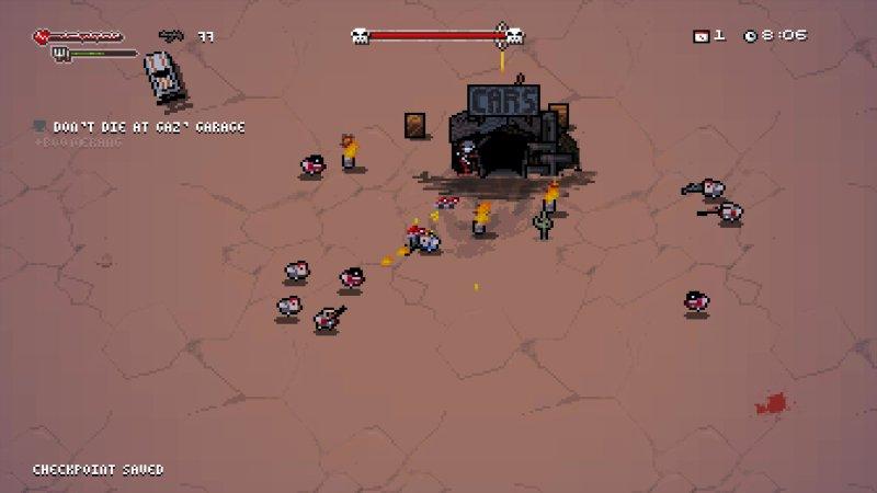 Ashworld Screenshot