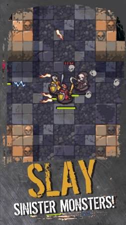 Idle Sword 2: Incremental Dungeon Crawling RPG Screenshot