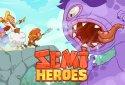 Semi Heroes: Idle Battle RPG