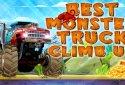 Best Monster Truck Climb Up
