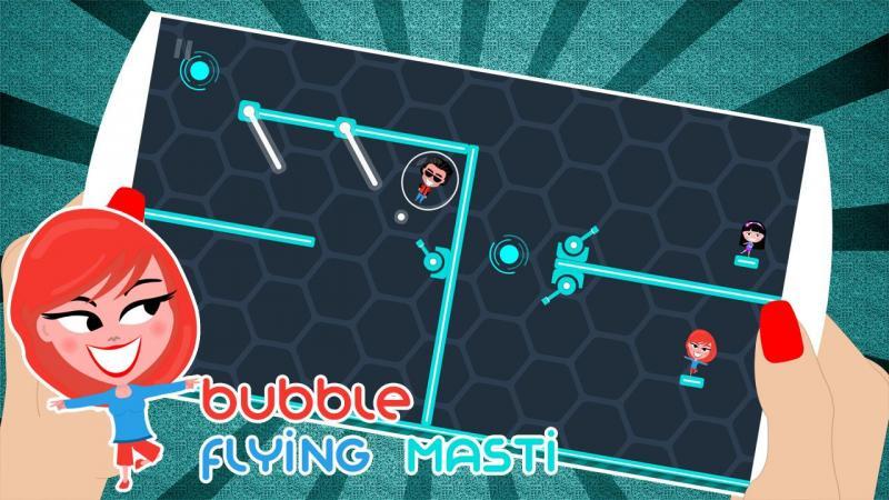 Bubble Escape WTH? Screenshot