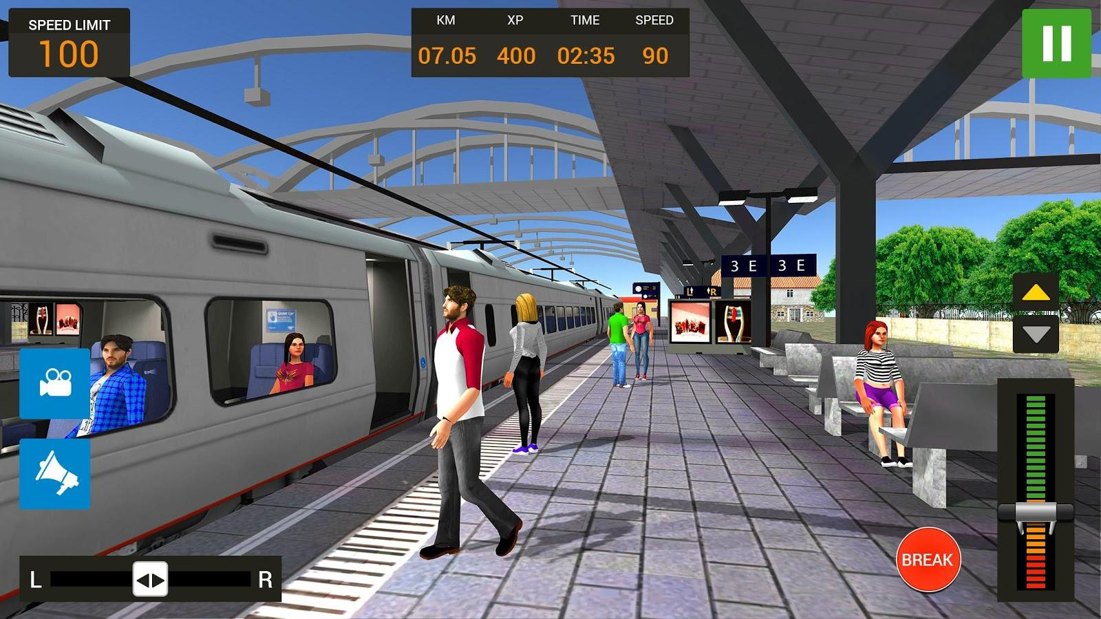 train simulator 2018 1 6 android. Black Bedroom Furniture Sets. Home Design Ideas