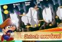 Супер Марио бежит