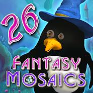Fantasy Mosaics 26: Fairytale Garden