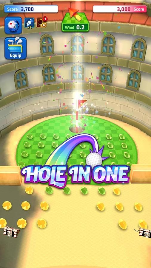 Mini Golf King - Multiplayer Game скачать 3.02 RUS APK на ...