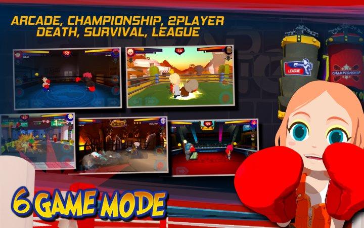 Head Boxing ( D&D Dream ) Screenshot