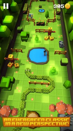 Blocky Snakes Screenshot