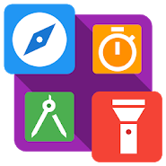 Smart Tools : Compass, Calculator, Ruler, Bar Code