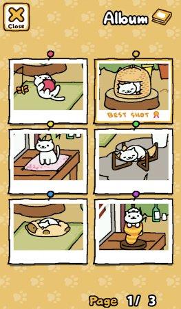 Neko Atsume: Kitty Collector Screenshot