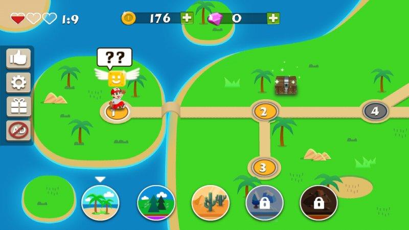 Super Ted Adventure Screenshot