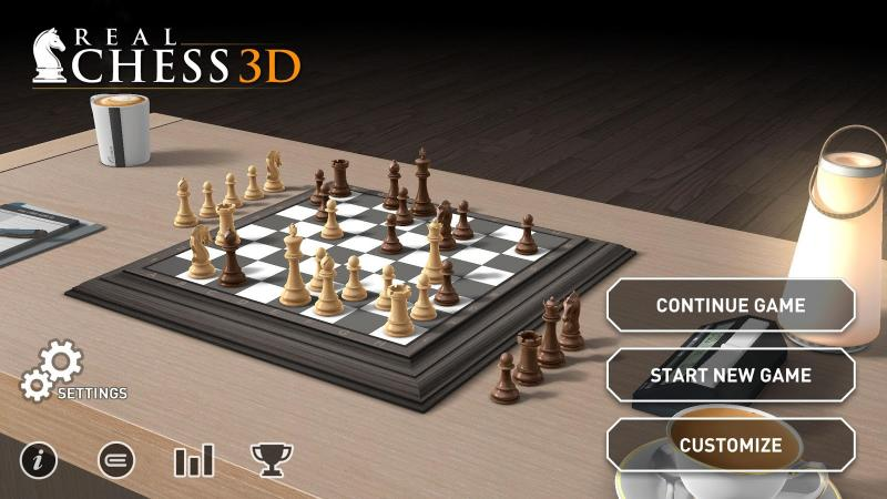 Real Chess 3D Screenshot