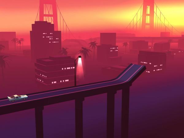 Bridge Jump Screenshot