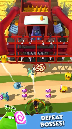 Candy Patrol Screenshot