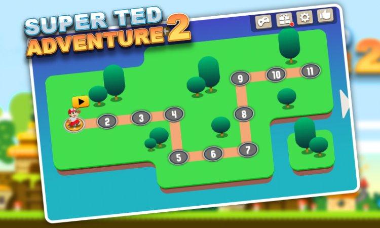 Super Ted Adventure 2 Screenshot