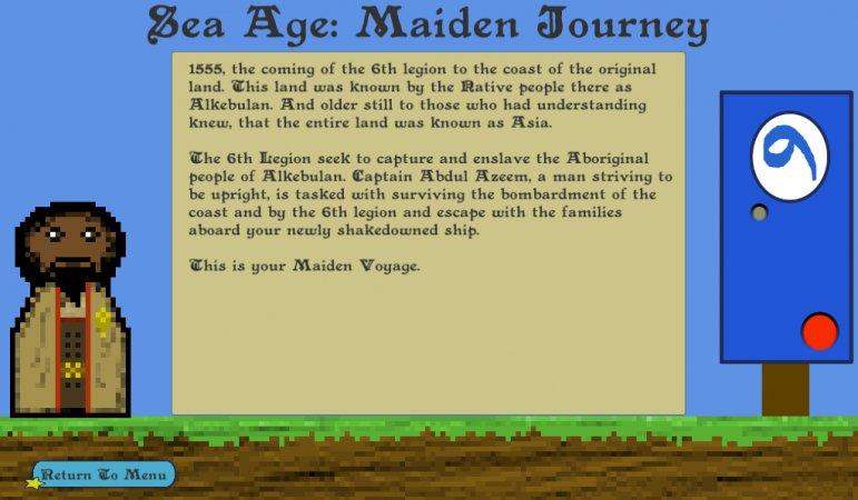 Sea Age Screenshot