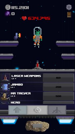 Space Savior Screenshot