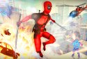 Dead Superhero: comics action game in Crime City