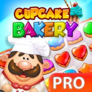 Cupcake Bakery Pro Match 3