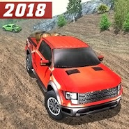 Off - Road Pickup Truck Simulator