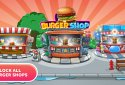 Burger Shop - top cooking game