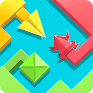 Origami.io - Paper War