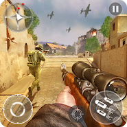 Critical Army Sniper : Shooting Counter