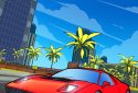 Traffic Clicker: Idle Racing, Blocky Car Crash 3D