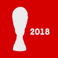 Результаты для Чемпионата Мира по футболу 2018
