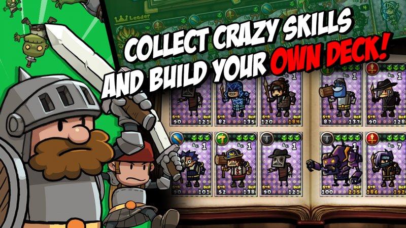WhamBam Warriors Screenshot