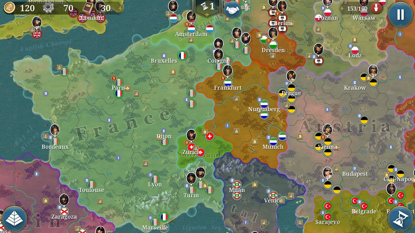 Android Giveaway of the Day - European War 6: 1804