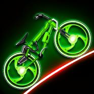 High Speed Bike Race Game: Space Heroes