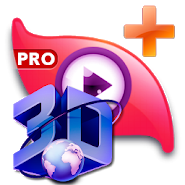 S+ Music Player 3D - Premium