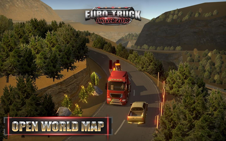Игру Euro Truck Simulator 2 На Андроид - …