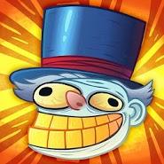 Troll Face Clicker Quest