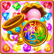 Jewels fantasy : match 3 puzzle