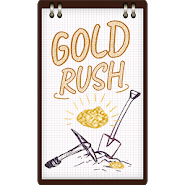 Gold Rush: gold miner's notes. Season 1 (Clicker)