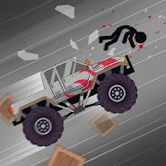 Stickman Flatout - Destruction : Game offline
