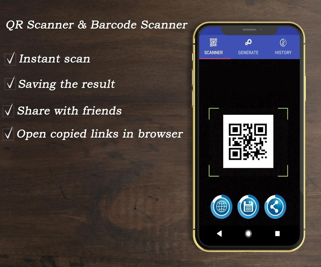 Android Giveaway of the Day - QR Code Pro