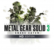 Metal Gear Solid 3 Snake Eater HD Edition